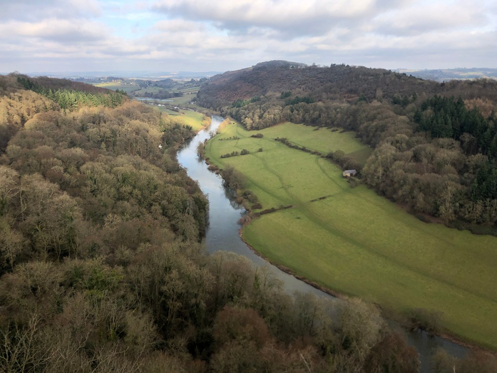 Splodz Blogz | Hiking Goodrich Castle, Coppett Hill and Symonds Yat