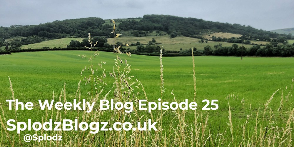 Splodz Blogz | The Weekly Blog Episode 25