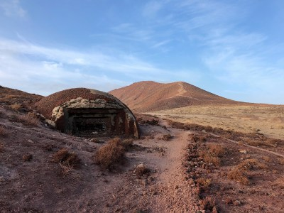 Splodz Blogz   World War II Bunker on Montana Roja