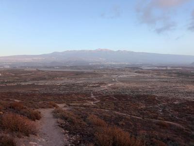 Splodz Blogz | Mount Teide from Montana Roja