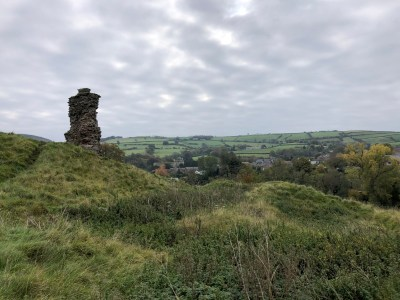 Splodz Blogz   Clun Castle, Shropshire