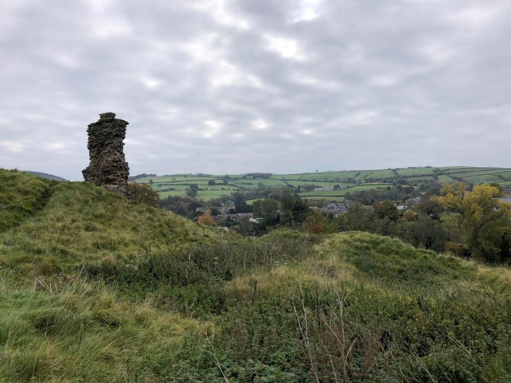 Splodz Blogz | Clun Castle, Shropshire