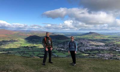Splodz Blogz   48 Hours in Abergavenny - The Blorenge