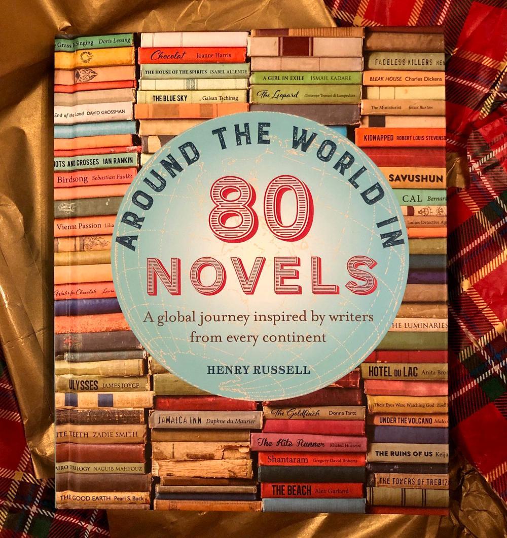 Splodz Blogz | Around the World in 80 Novels