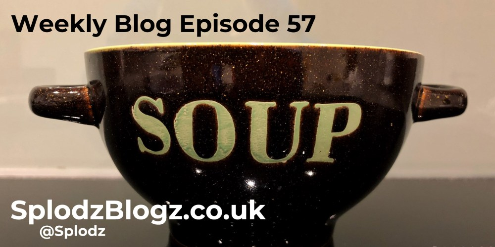 Splodz Blogz | The Weekly Blog Episode 57
