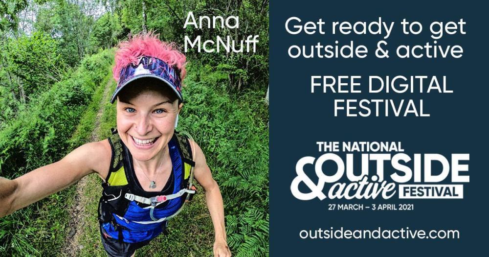 The Outside & Active Festival 2021 - Anna McNuff
