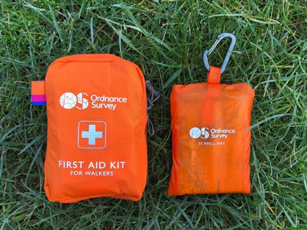 Splodz Blogz | Ordnance Survey Day Hike Gear