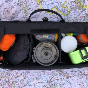 KEEPING CAMP ORGANISED WITH HELINOX STORAGE BOXES