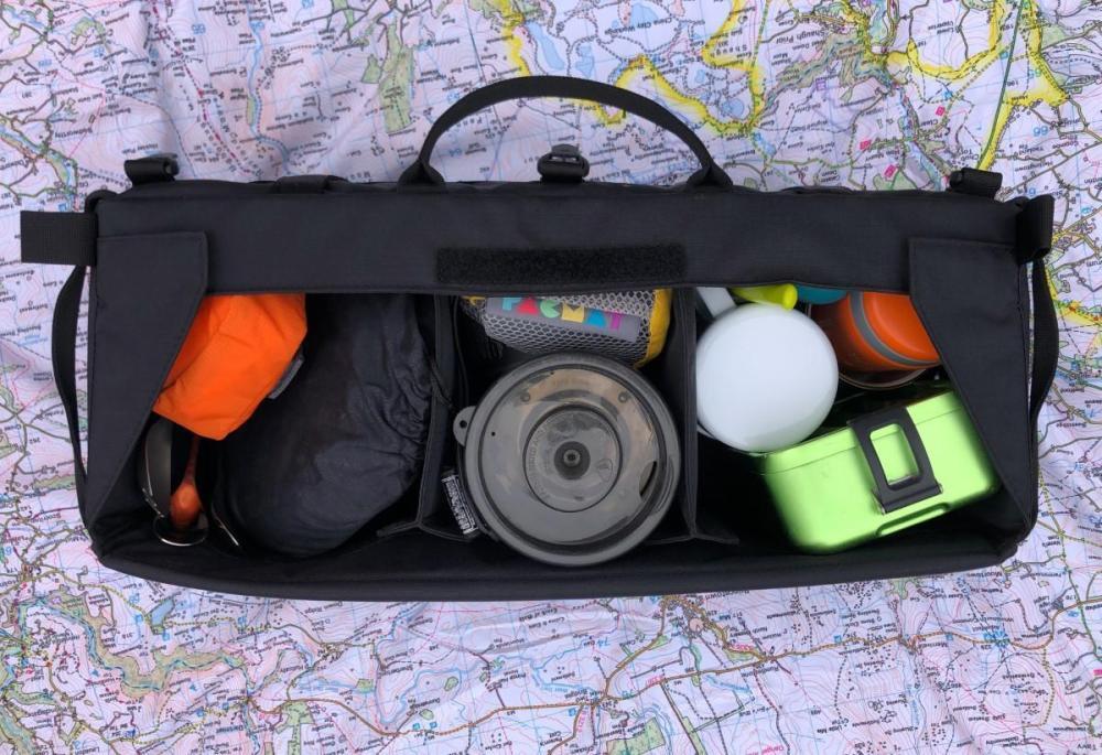Splodz Blogz | Helinox Storage Box for Camping