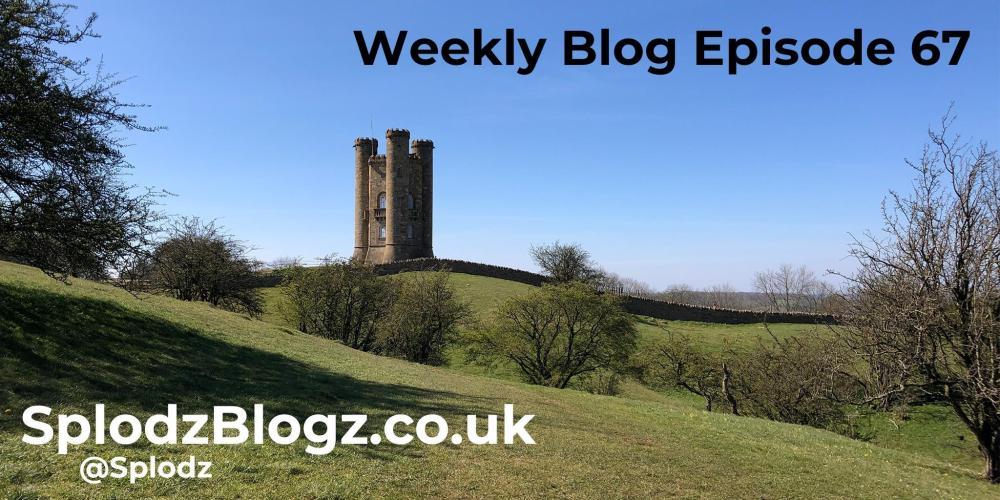 Splodz Blogz | The Weekly Blog Episode 67