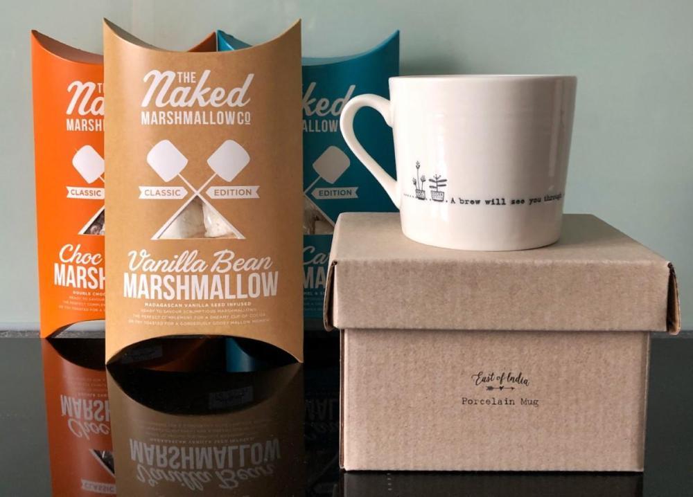 Splodz Blogz | Marshmallows and Mug