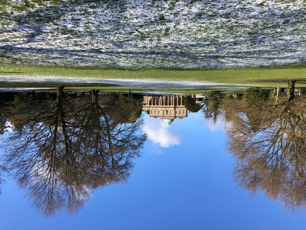 Splodz Blogz | Snow in Pittville Park, Cheltenham