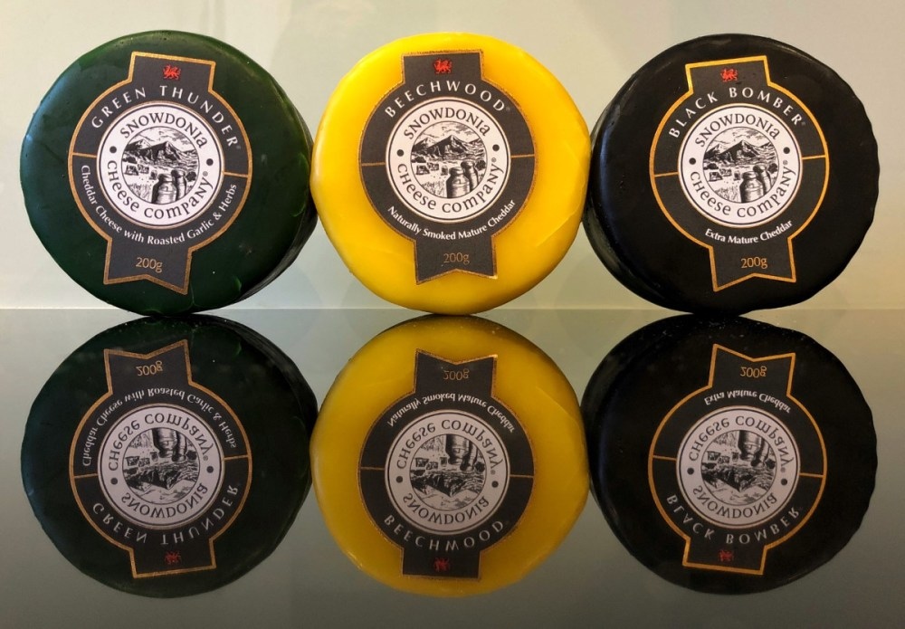 Splodz Blogz | Snowdonia Cheese