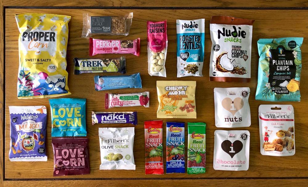 Splodz Blogz | Wellbox Sustain Snack Box