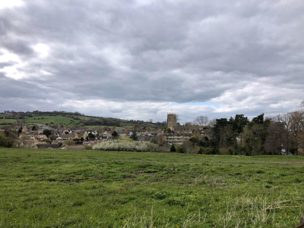 Splodz Blogz | Winchcombe from the Winchcombe Way