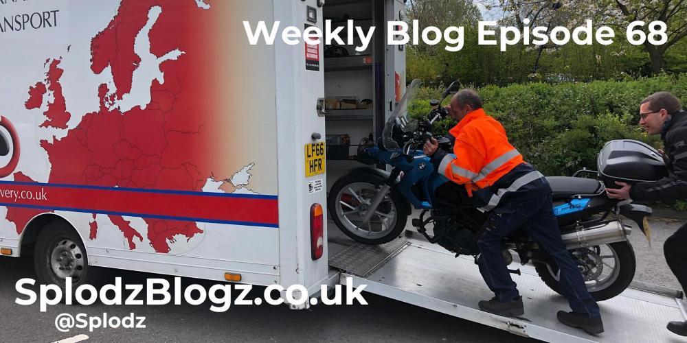 Splodz Blogz | The Weekly Blog Episode 68
