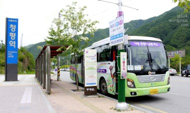 Gapyeong Tourist Shuttle Bus