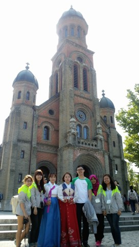Jeonju Cathedral