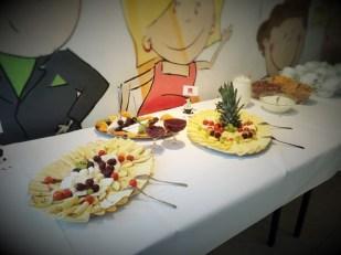 S+T Event - Partyservice - Frühstücksbuffet - Käsevariationen