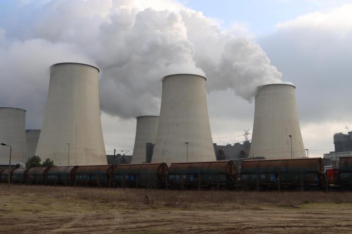 Kraftwerk Jänschwalde. Foto: Erik Frank Hoffmann