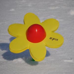 Ограждение защитное детское - цветок