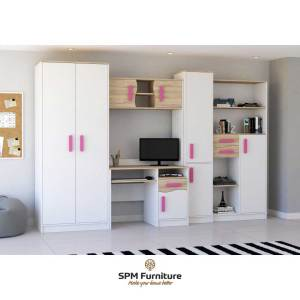 Wall-unit-MATI-with-pink-handles