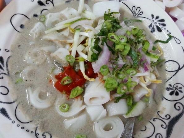 resepi kuah laksa resepi laksa penang asli  sedap azhanco kuah  enak pekat Resepi Laksa Penang Kelantan Enak dan Mudah