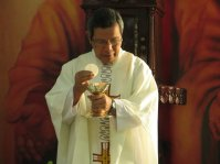 Ekaristi sebagai kekuatan rohani