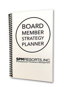 Board Member Strategy Planner