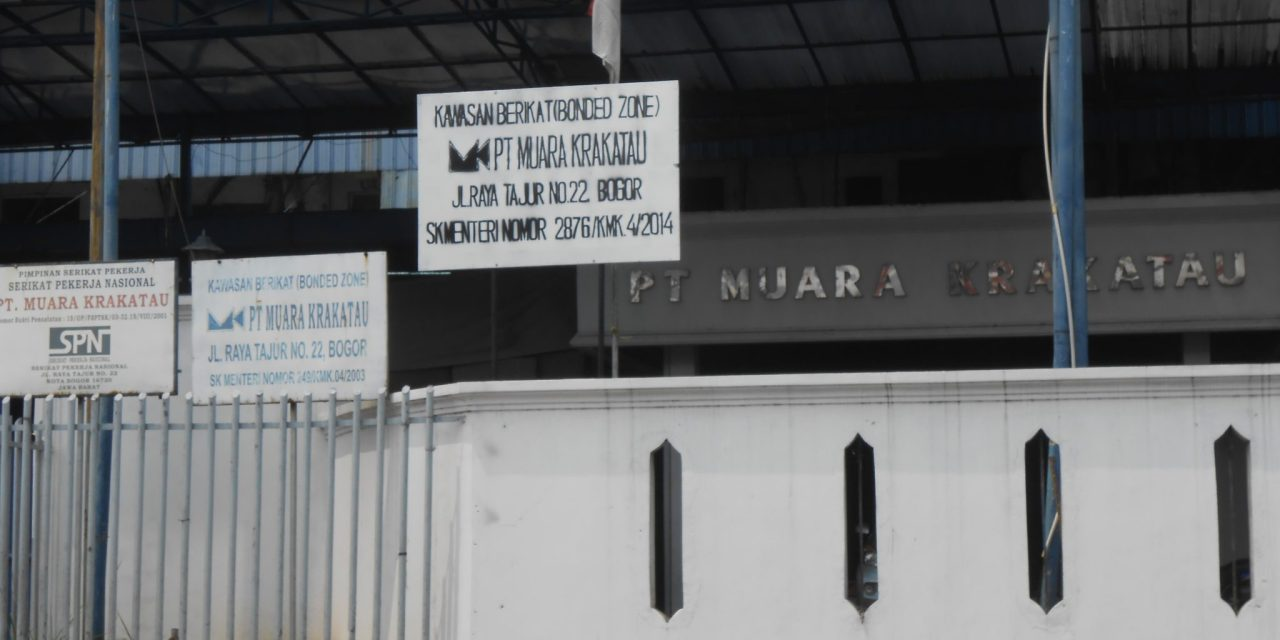 Negara Abaikan Nasib Buruh PT. Muara Krakatau