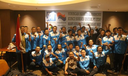 PESTA DEMOKRASI PSP SPN PT INDONESIA TEIJIN DUPONT FILMS