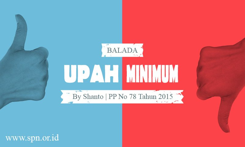 BALADA UPAH MINIMUM