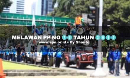 MELAWAN PP NO 78 TAHUN 2015