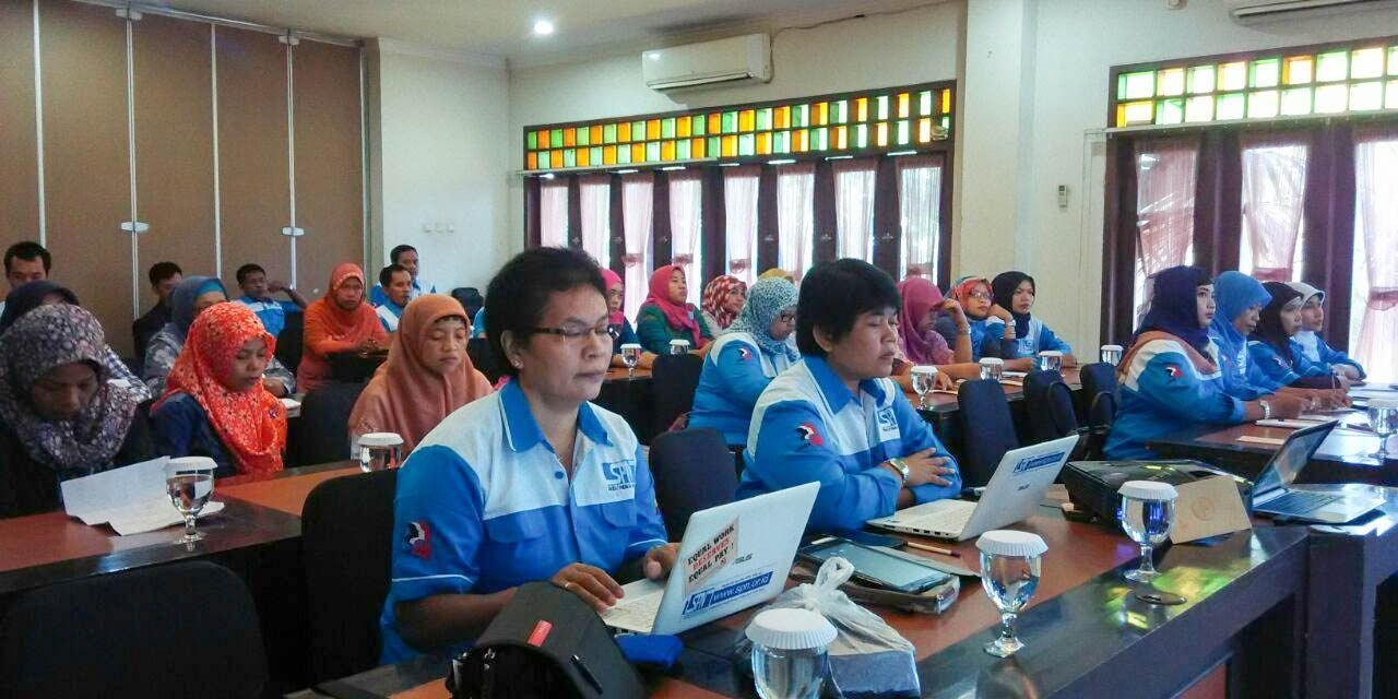 WOMAN MEMBERSHIP MEETING SPN DIY YOGYAKARTA