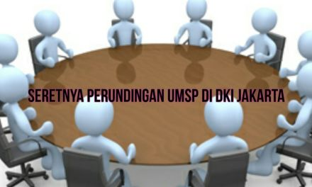 SERETNYA PERUNDINGAN UMSP di DKI JAKARTA
