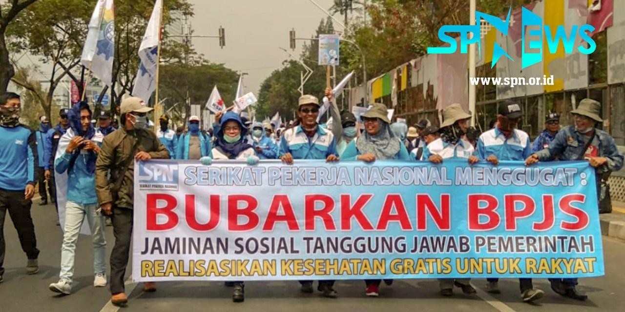 DULU NGOTOT MENDUKUNG, SEKARANG PROTES