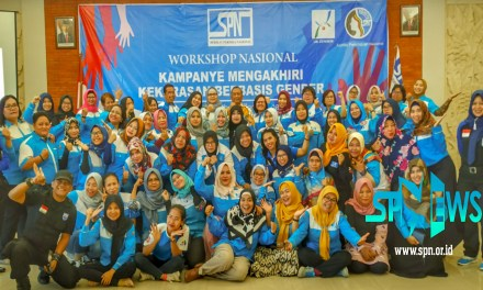 WORKSHOP NASIONAL AKHIRI KEKERASAN BERBASIS GENDER