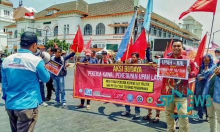 UPAH YOGYAKARTA KEMBALI MENJADI UPAH TERENDAH DI INDONESIA