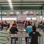 SOSIALISASI KANKER SERVIKS DAN GBV PSP SPN PT EAGLE NICE INDONESIA