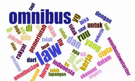 YLBHI, OMNIMBUS LAW MEMBAWA INDONESIA KEMBALI KE ZAMAN OTORITER