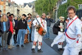 Morris dancing 2