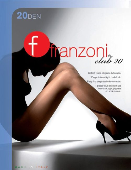 20 den CLUB  hlačne nogavice