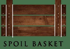 spoil basket Logo PNG