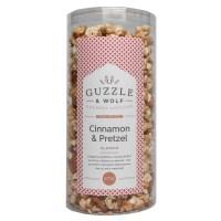 Guzzle & Wolf Cinnamon & Pretzel Popcorn Large Tub 270g