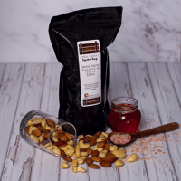 Mixed Nuts - ABCM Roasted & Salted 500g