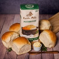 Eureka Mills Easy Home Mix - Potbrood 1kg