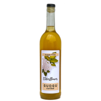 GUDGU Cordial - Elderflower (Sugar Free) 750ml