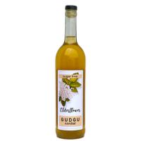 GUDGU Cordial - Elderflower (Sugar Free) 750ml