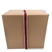 Large Brown Box with Ribbon
