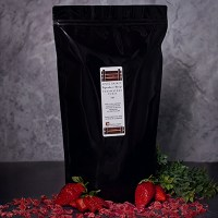Dried Strawberry Cubes 1,000g